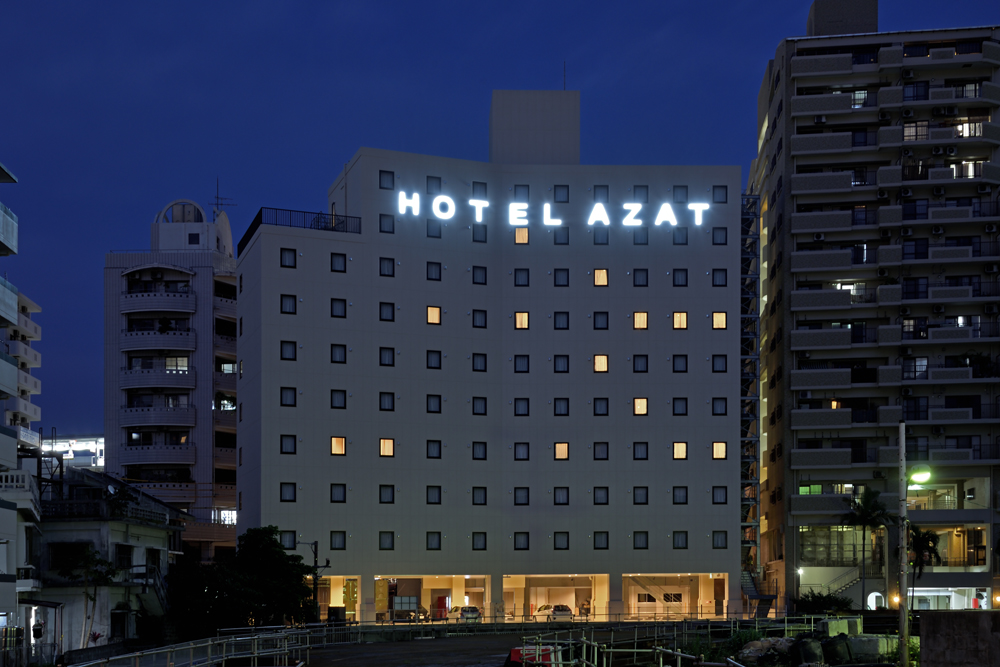 HOTEL AZATT
